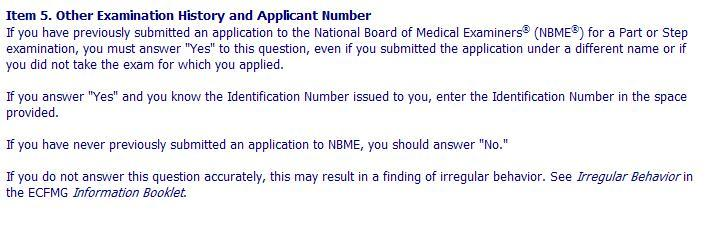 what is the NBME Applicant no ??-item5.jpg