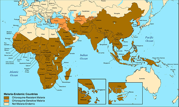 The dilemma of malaria prophylaxis  :(-malaria-africa-asia.jpg
