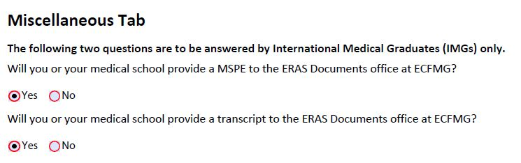How To Release The USMLE Transcripts in ERAS-miscellaneous-tab-eras.jpg