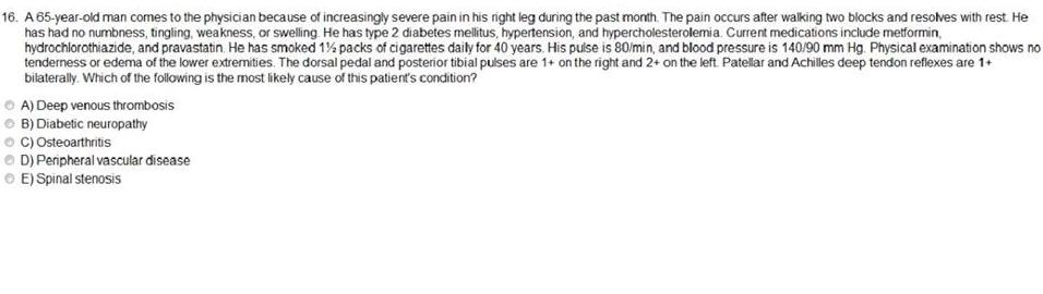 Neurogenic or vascular  claudication-q11.png